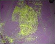 Ardrox Stained Fingerprint